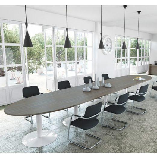 Ensemble Modular Meeting Table Trumpet Base