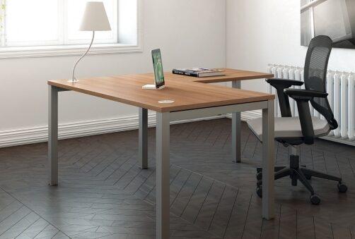 Astrolite Straight Desk Extension
