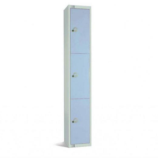 Elite Three Door Lockers