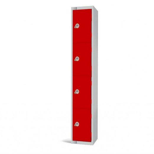Elite Four Door Lockers
