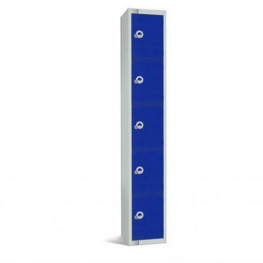 Elite Five Door Lockers