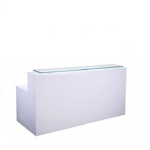 Initial Gloss White Reception Unit
