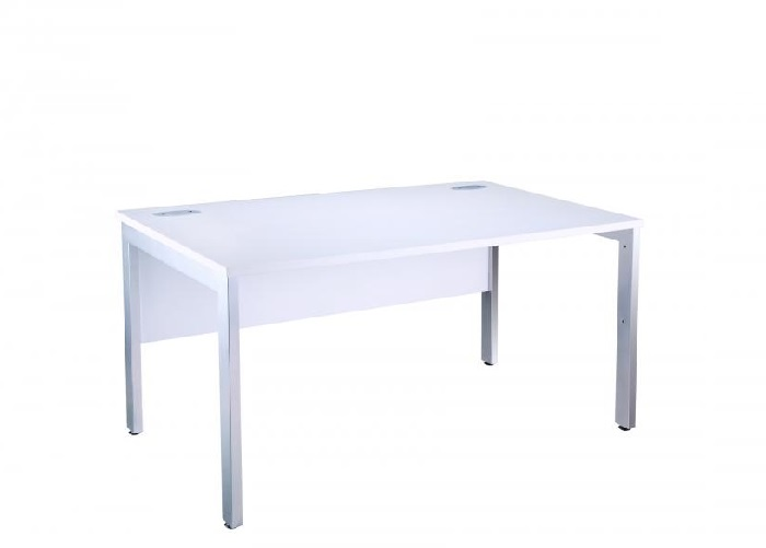 Initial Bench Style Desk Allard Office Furniture