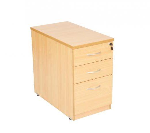 Initial Cantilever Radial Desk Allard Office Furniture