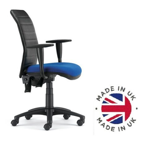 Air Ribbed Back Task Chair