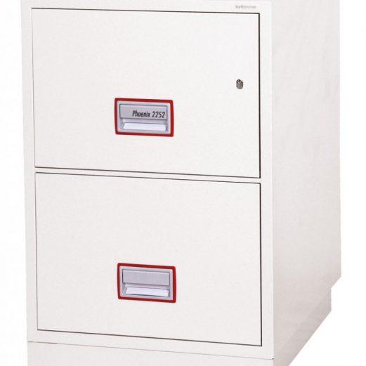 Phoenix 2 Drawer Fire proof Cabinet