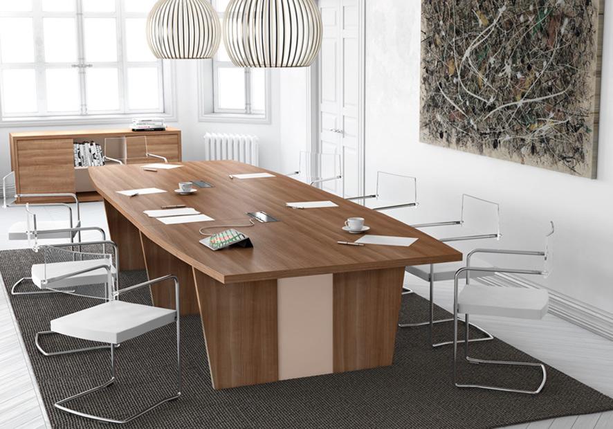 Select 2 Tone Boardroom Table