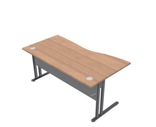 C1 Metal Wave Desk