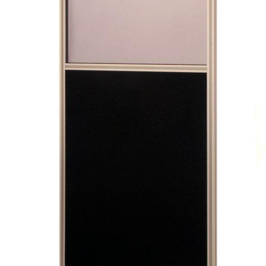 Metal-Ex Floor Standing Partitions