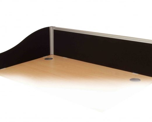 Metal Ex Desk Mounted Partitions