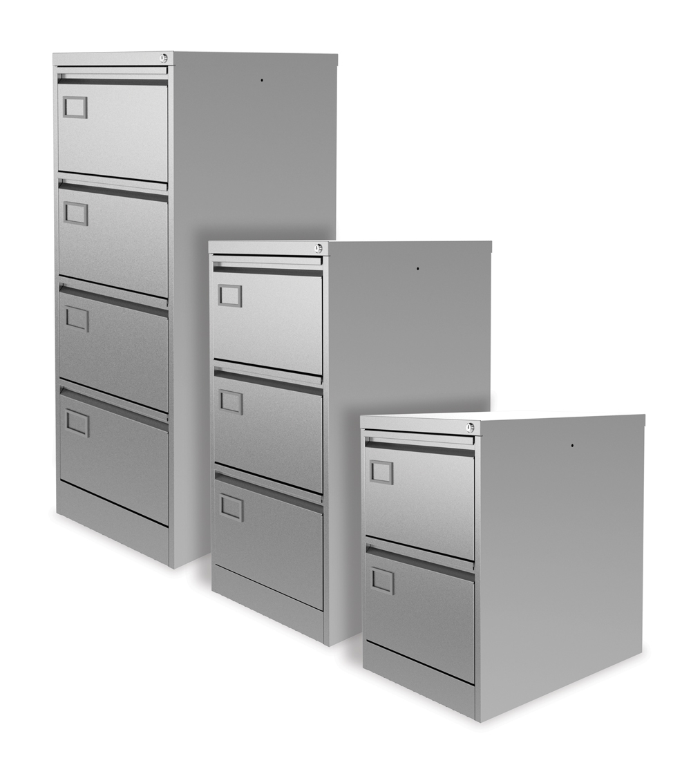 Silverline Executive Filing CabinetsSilverline Executive Filing Cabinets