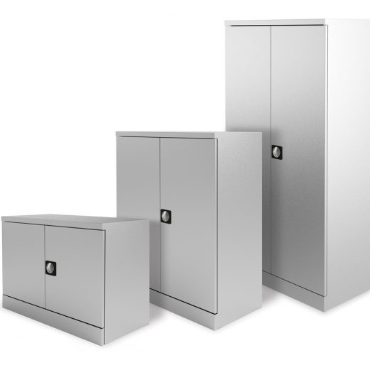 Silverline Kontrax Cupboards 915mm Wide