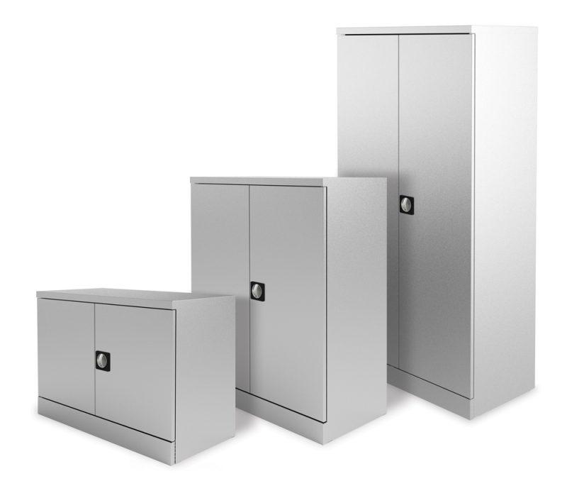 Silverline Kontrax Cupboards 915mm Wide