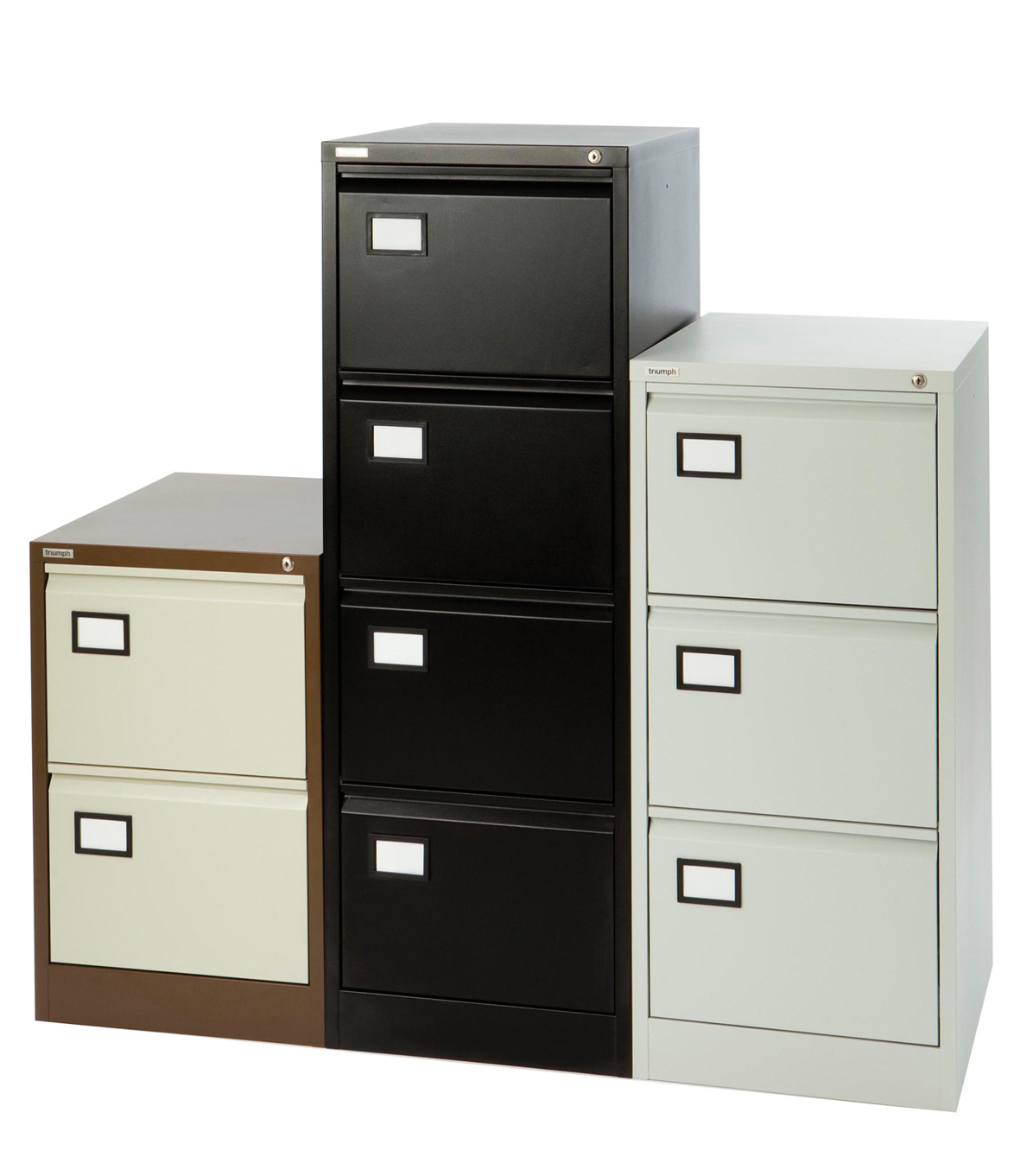 triumph trilogy filing cabinets allard office furniture