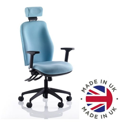 Re-Act Executive Deluxe Task Chair