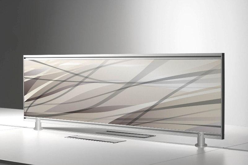 Loopy Italian Bench Desks Allard Office Furniture