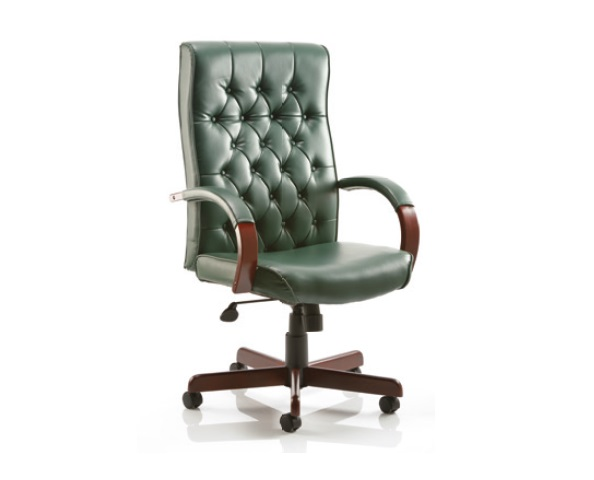 chesterfield leather executive chair allard office furniture