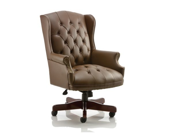 Commodore Leather Executive Chair