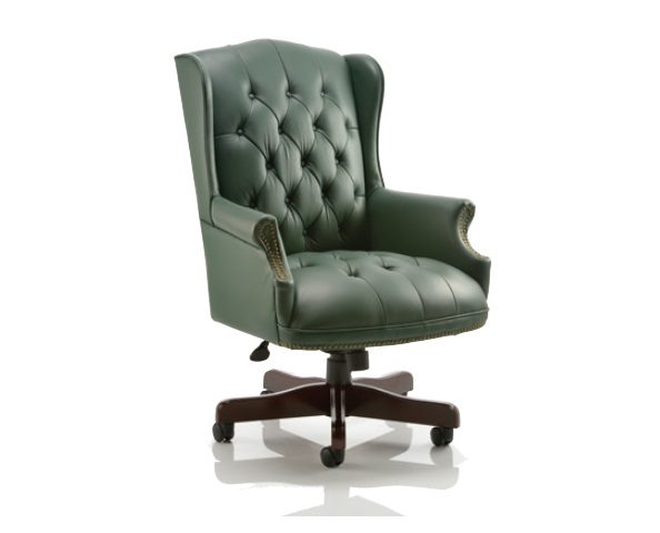 commodore leather executive chair allard office furniture
