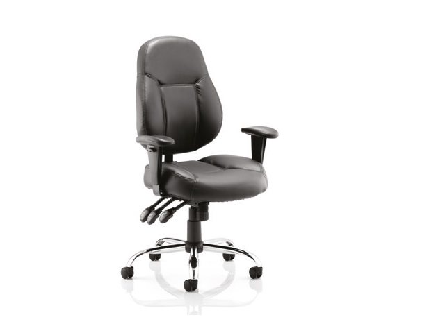 Storm Leather Task Chair  sc 1 st  Allard Office Furniture & Storm Leather Task Chair - Allard Office Furniture