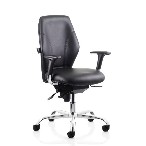 physio 24 hour task chair medium back