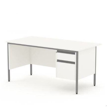 Galaxy Single Pedestal Desk
