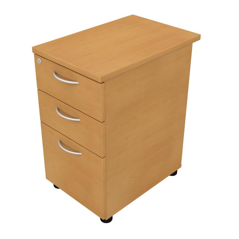 Satellite Desk High Pedestal Allard Office Furniture