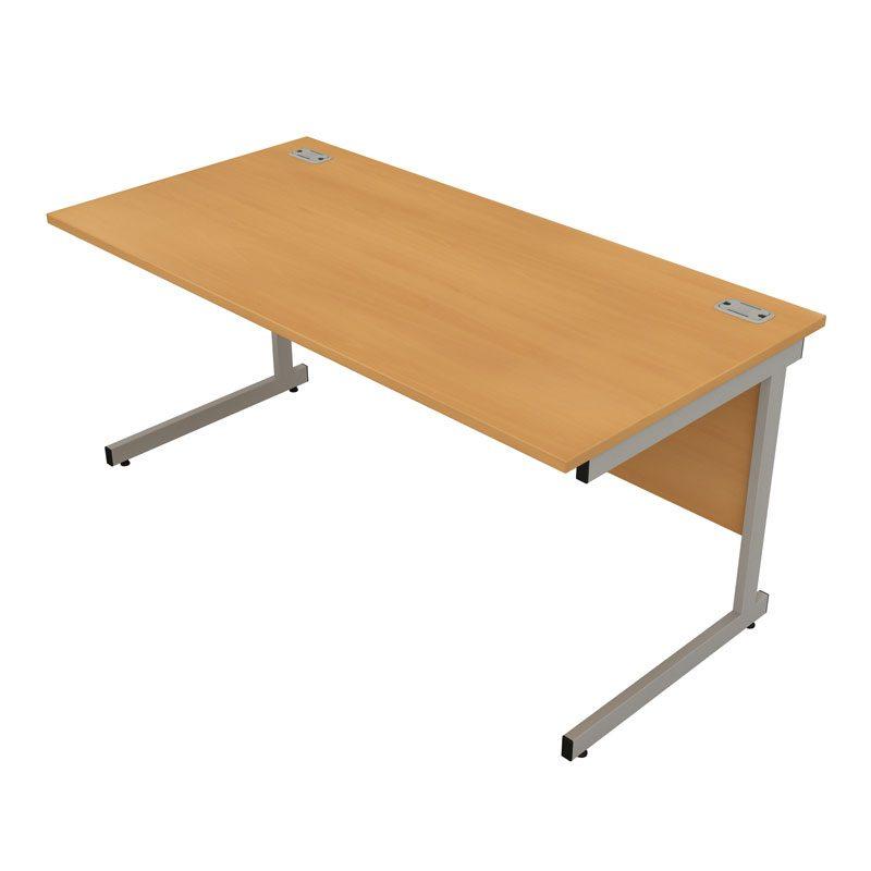 Satellite Straight Desk Cantilever