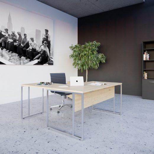 Stricto Sensu Desks By Buronomic