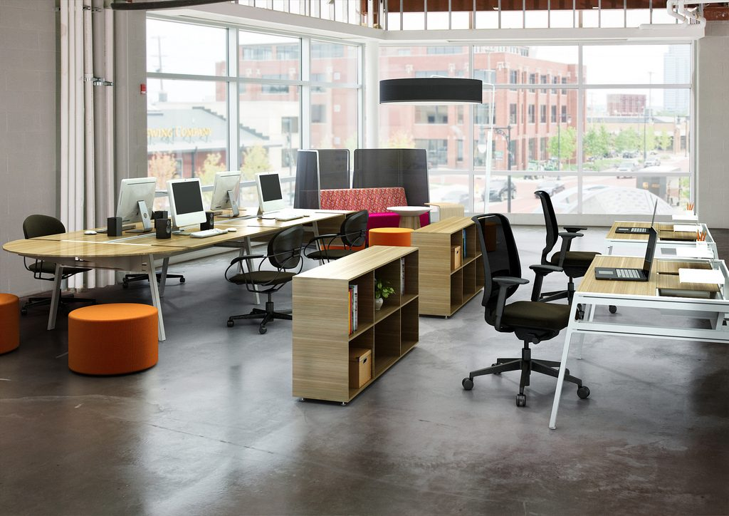10 Ways Office Furniture Can Improve Productivity Allard Office Furniture
