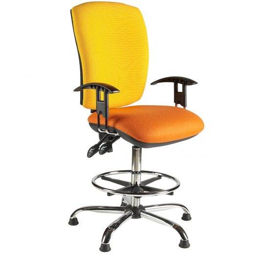 draughtsman chairs stools allard office furniture