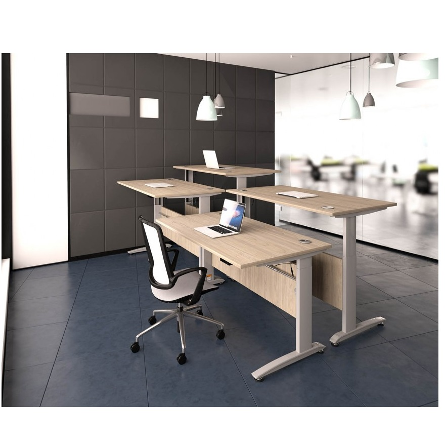 hwk tradition electric height adjustable desk allard office furniture. Black Bedroom Furniture Sets. Home Design Ideas
