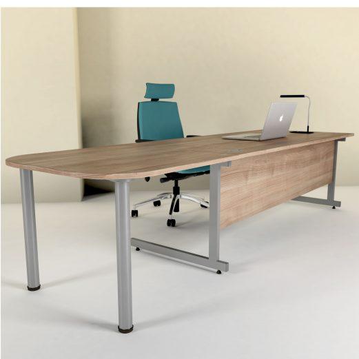 Satellite Office Desks - 2 Leg Styles by Lee & Plumpton