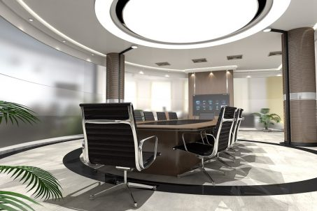 Image of modern office furniture essex and layout trend