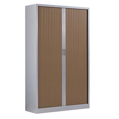 Eol Ariv Tambour Cupboard 1600h X 1200w Allard Office Furniture