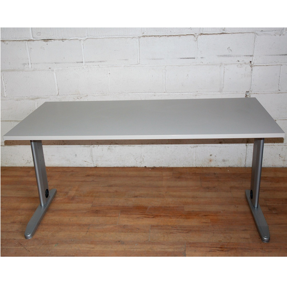 adjustable stand top class insight workstation height attachment desk first up most computer