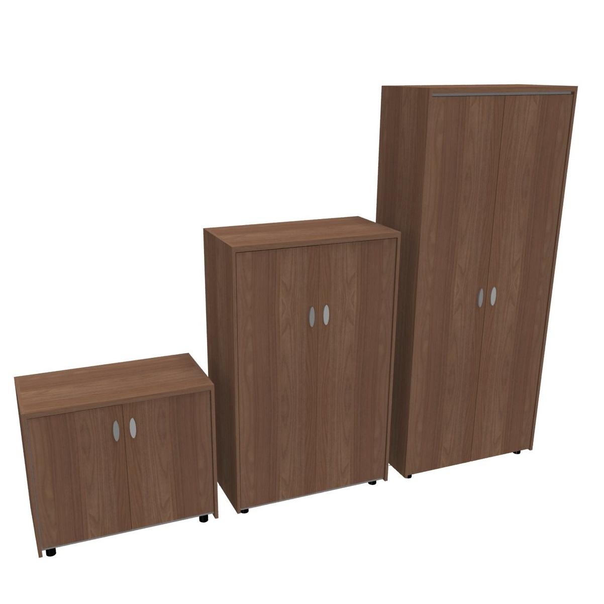 Kara Deluxe Office Cupboards