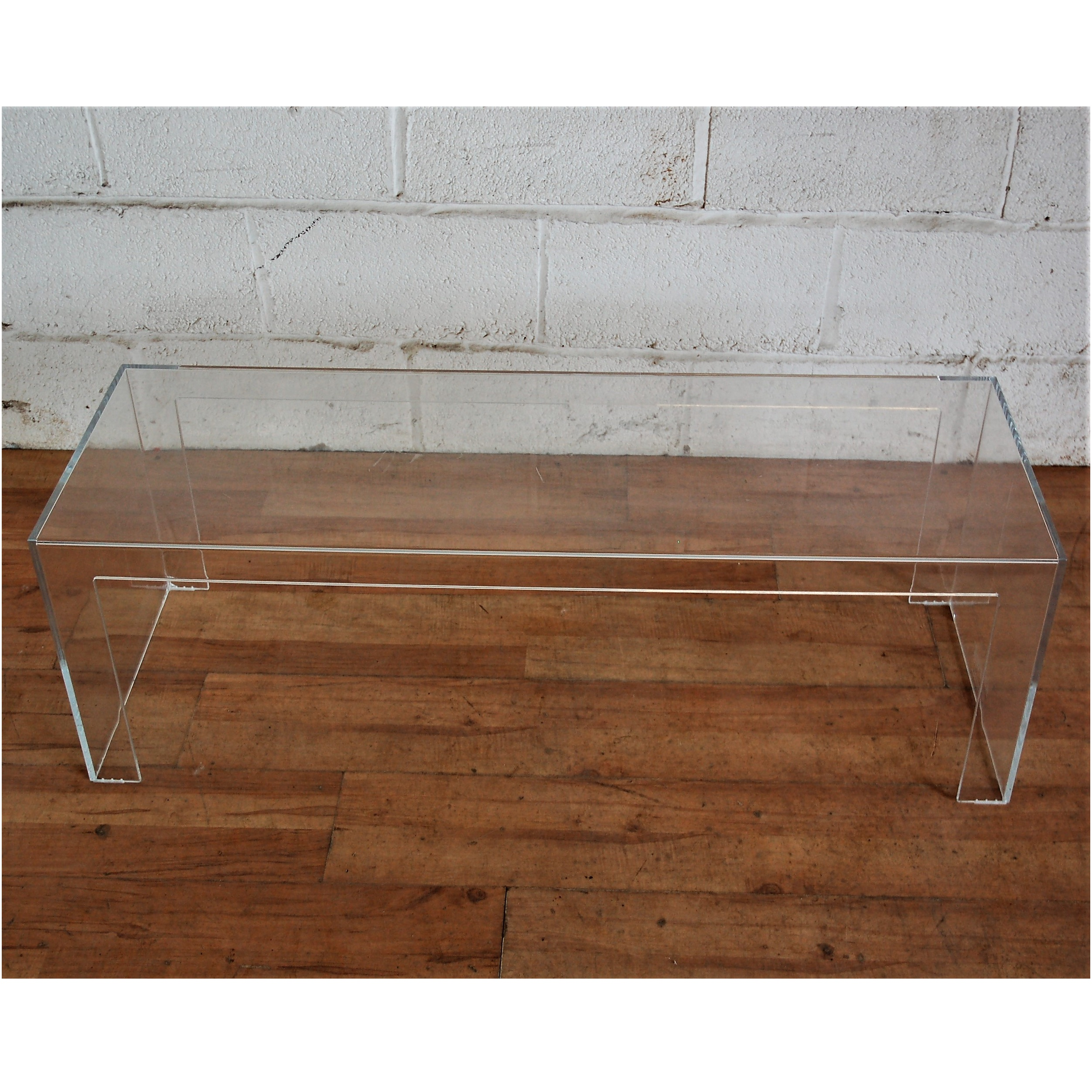 KARTELL Invisible Coffee Table   Crystal 15034
