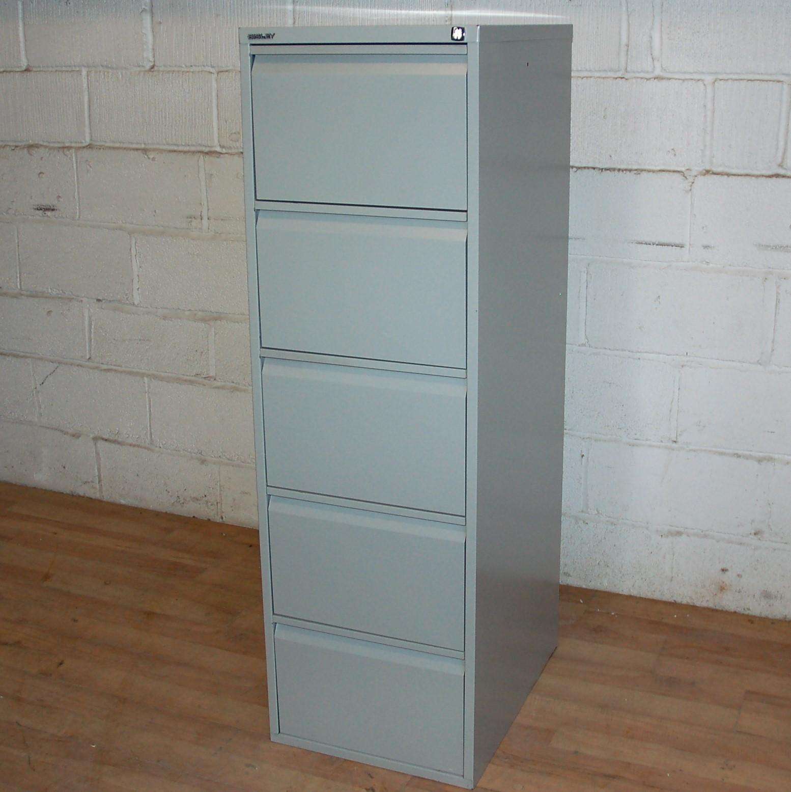 BISLEY 5dwr Filing Cabinet ...