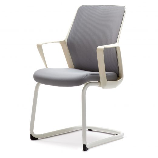 FLO Mesh Cantilever Chair