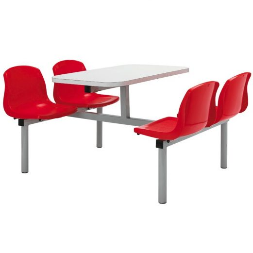 Cupid 10 Fast Food Seating Units 2,4,6 Person options