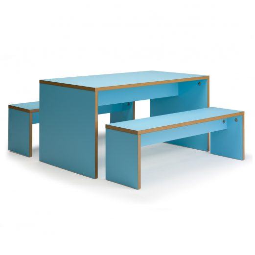 Forest Dinning Bench Sets - Canteen Tables