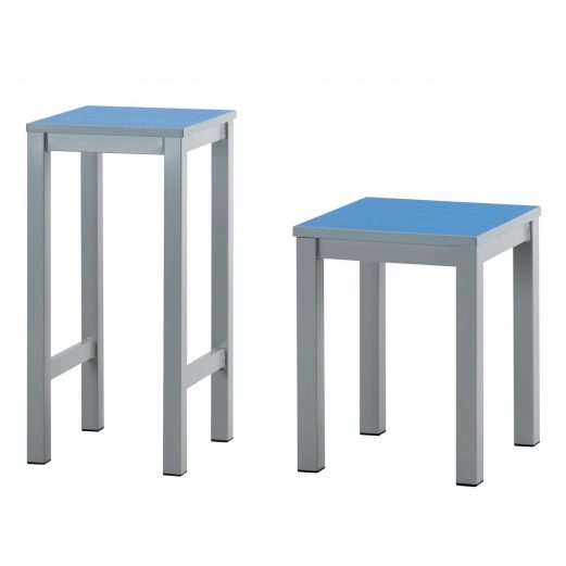 Metro Cafe Dinning Stools - Canteen Cafe Chairs