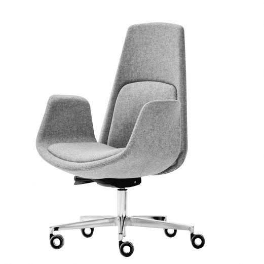 NORDIC Medium Back Executive Chairs