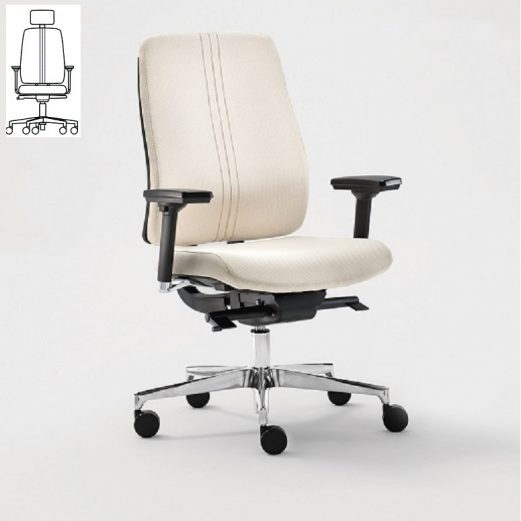 TAM Padded Task Chair