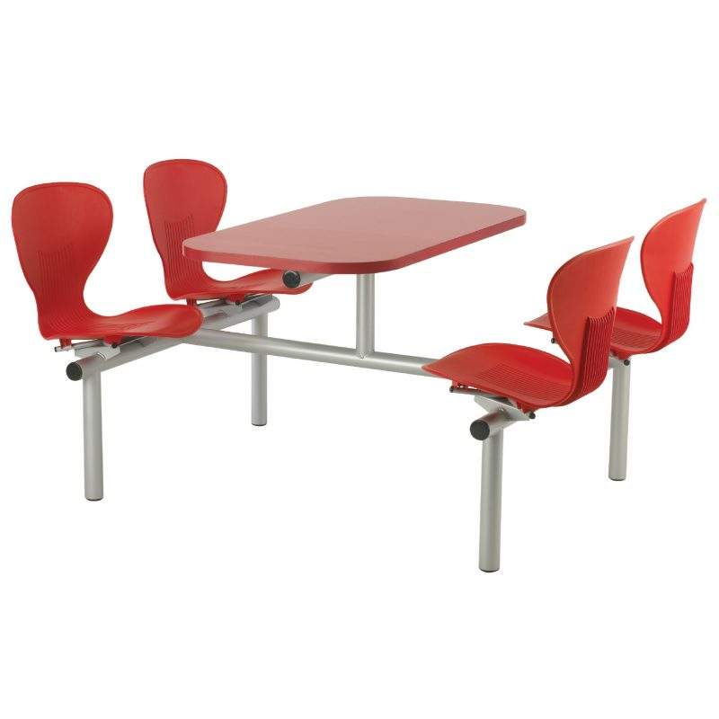 Cupid 46 Fast Food Seating Units 2,4,6 Person options