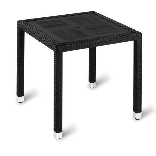 Kingsley Outdoor Table Stackable 800mm Square