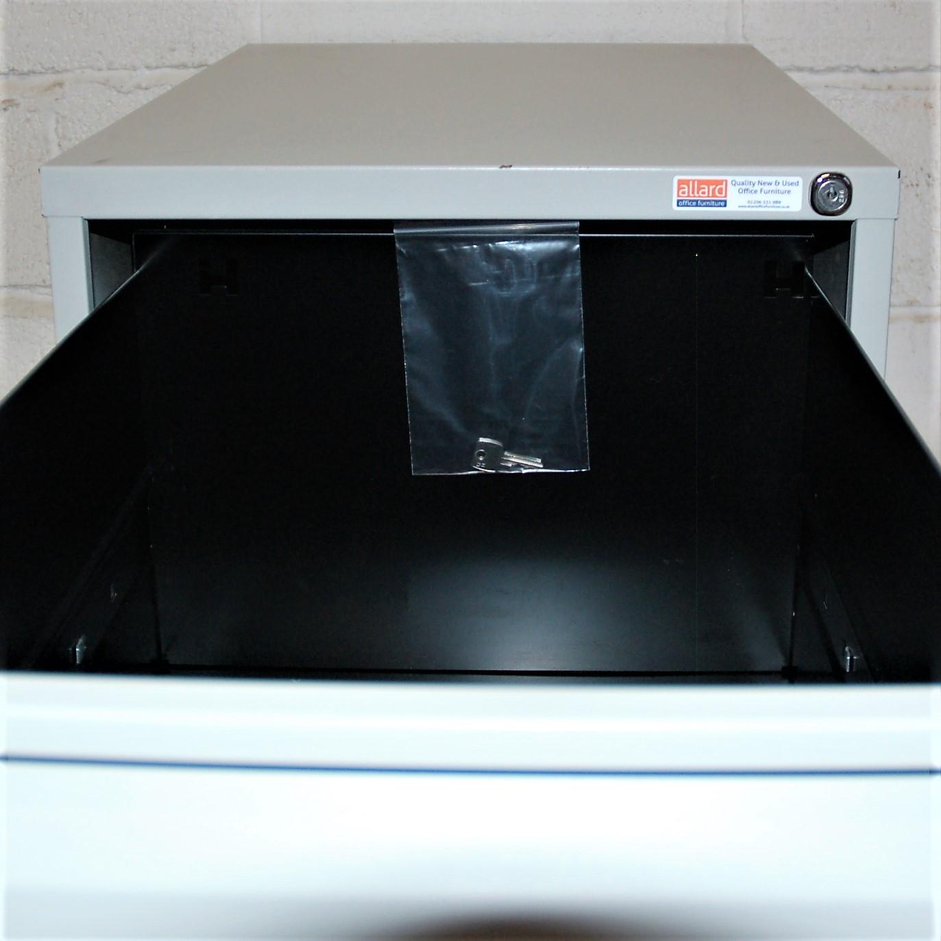 Triumph 4dwr Filing Cabinet Grey 6089 Allard Office Furniture