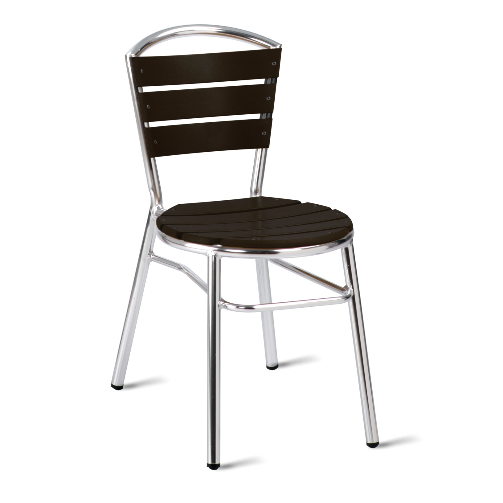 Burley outdoor cafe chairs 2 finishes