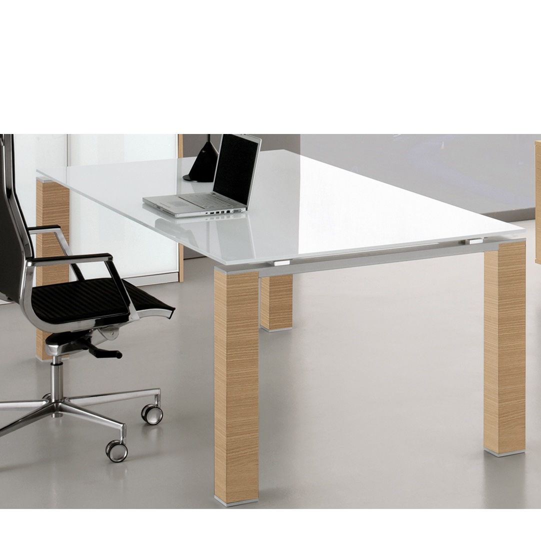 BRALCO JET Original Executive Desk Glass Top | Allard ...